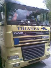 Доставка грузов с Узбекистана в Европу и обратно