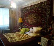 Продается 2 ком. квартира в Киргилях c мебелью на 1 этаже
